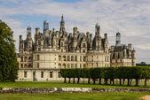 Castello di Chambord è situato nel dipartimento di loir-et-cher, Francia. ha un ver — Foto Stock