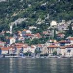 科托尔旧镇和博卡科托尔湾黑山 — 图库照片 #39529001