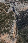 Anisclo Vadisi, ordesa Milli Parkı, pyrenees, hue Pinnacles — Stok fotoğraf