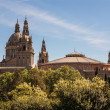 Stock Photo: PlacDe Ispania, Nation Museum in Barcelona. Spain