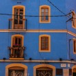 Постер, плакат: View of architecture building in old town of Tarragona Spai