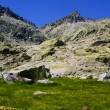 Gredos mountains in avila spain — Stock Photo