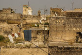 View of Fez medina (Old town of Fes), Morocco — Stock Photo