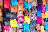 Loja de recordações no coração da medina de fez, marrocos — Foto Stock