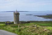 Doonagore Castle Doolin co. Clare Ireland — 图库照片