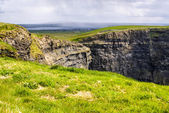 Cliffs of Moher in County Clare, Ireland — Stock Photo