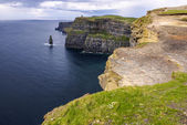 Cliffs of Moher in County Clare, Ireland — Stockfoto
