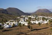 Haria、ランサローテ島、カナリア諸島, スペイン — ストック写真