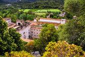 Santuari de Lluc monastery in Mallorca, Spain — Stock Photo