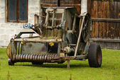 Agricultural machinery — Photo