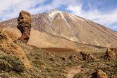 Tenerife, Canary Islands, Spain - volcano Teide National Park. M — Stock Photo