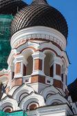 Alexander Nevsky Cathedral. Tallinn, Estonia — Stock Photo