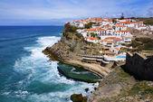 Kostel v cortegaca, portugalsko — Stock fotografie