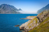 Beautiful Landsscape, Lofoten — Foto Stock