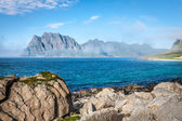 Beautiful landscape of Norway, Scandinavia — Foto Stock