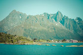 Beautiful landscape of Norway, Scandinavia — Stock Photo