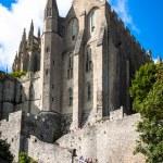 Le Mont Saint Michel, Normandy, France — Stock Photo #47207563