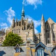 Le Mont Saint Michel, Normandy, France — Stock Photo #47207571