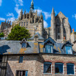 Le Mont Saint Michel, Normandy, France — Stock Photo #47207677