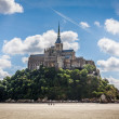 Le Mont Saint Michel, Normandy, France — Stock Photo #47208351