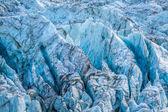 Argentiere Glacier view, Chamonix, Mont Blanc Massif, Alps, Fran — Stock Photo
