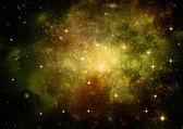 Galakside bir boş alan — Stok fotoğraf
