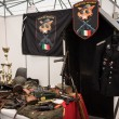 Military stuff at Militalia 2013 in Milan, Italy — Stock Photo
