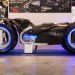 Постер, плакат: Tron motorbike at EICMA 2013 in Milan Italy