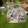 Dolls' house at G! come giocare in Milan, Italy — Stock Photo