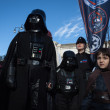 Stock Photo: People of 501st Legion take part in Star Wars Parade in Milan, Italy
