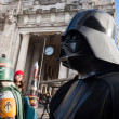 People of 501st Legion take part in Star Wars Parade in Milan, Italy — Stock Photo #39756669