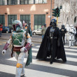 People of 501st Legion take part in Star Wars Parade in Milan, Italy — Stock Photo #39756759