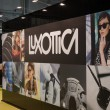 Luxottica stand at Mido 2014 in Milan, Italy — Stock Photo