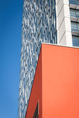 Architectural detail of a modern building — Stockfoto
