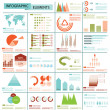 Stock Vector: Infographic elements