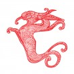 Dragon- Chinese zodiac — Stock Vector