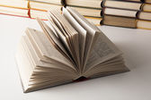 Pages of the book 2 — Stock Photo