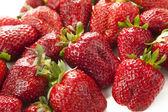 Garść truskawek — Zdjęcie stockowe