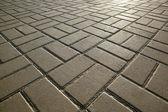 Large surface pavements — Stock Photo