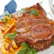 Pork chop — Stock Photo #29285853