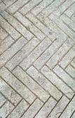 Design zigzag walkway — Stock Photo