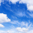 Heavenly clouds — Stock Photo