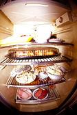 Party fridge — Stock Photo