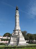 Monument in Lisbon — Stock Photo
