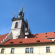 Tower in Prague — Stock Photo #23584735