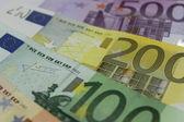 Valuta euro3 — Stock Photo