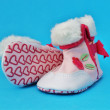 Baby boots — Stock Photo #23920611