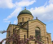 Church St. George2 — Stock Photo