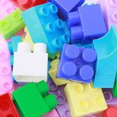 Bricks, toy2 — Stock Photo