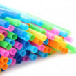 Stock Photo: Straws